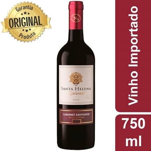 VINHO SANTA HELENA TINTO CABERNET SAUVIGNON 750ML