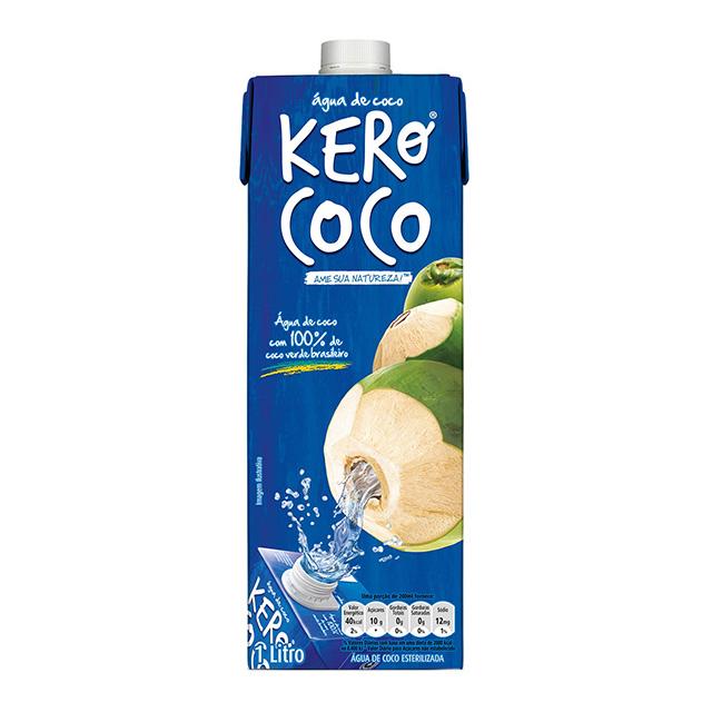 AGUA DE COCO KERO COCO 1L