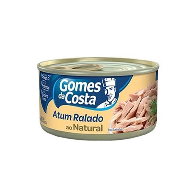 Atum Ralado Gomes Da Costa Natural 170g