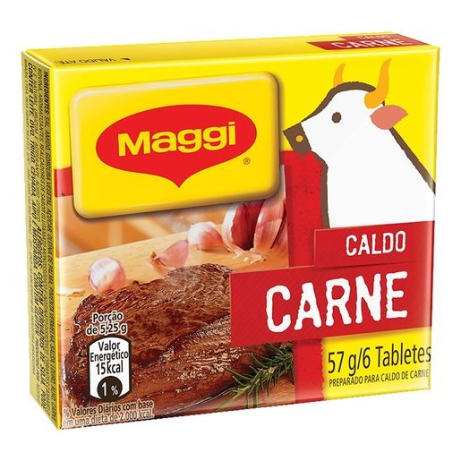 CALDO MAGGI CARNE 57G