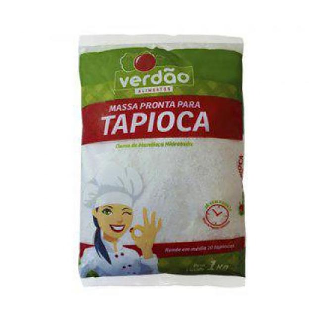 GOMA DE TAPIOCA VERDÃO 1KG