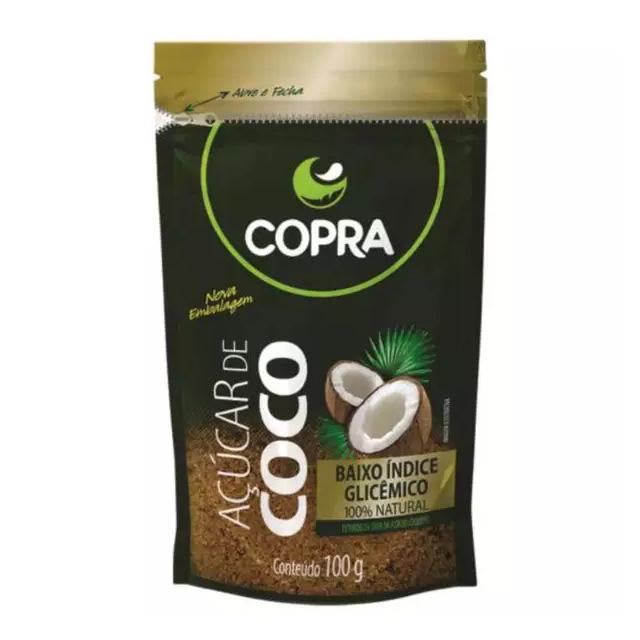 ACUCAR DE COCO COPRA 100GR