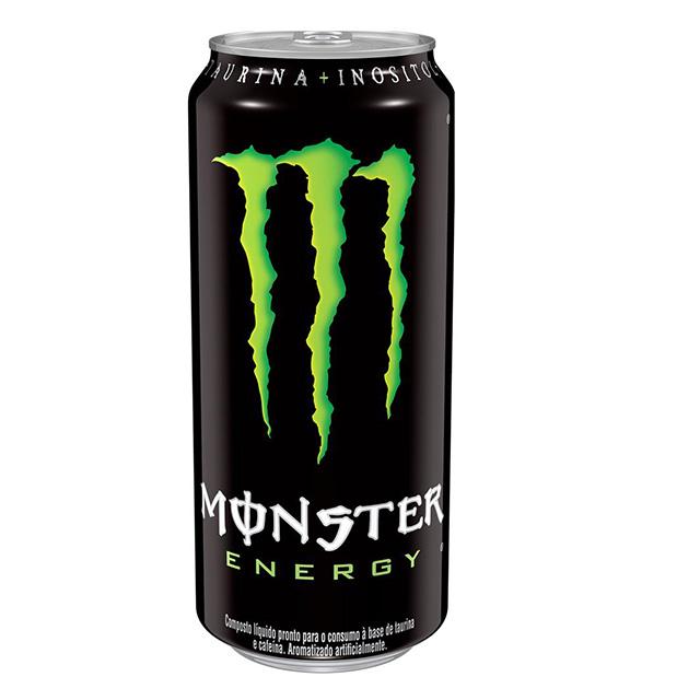 Energético Monster Energy Tradicional Lata 473ml