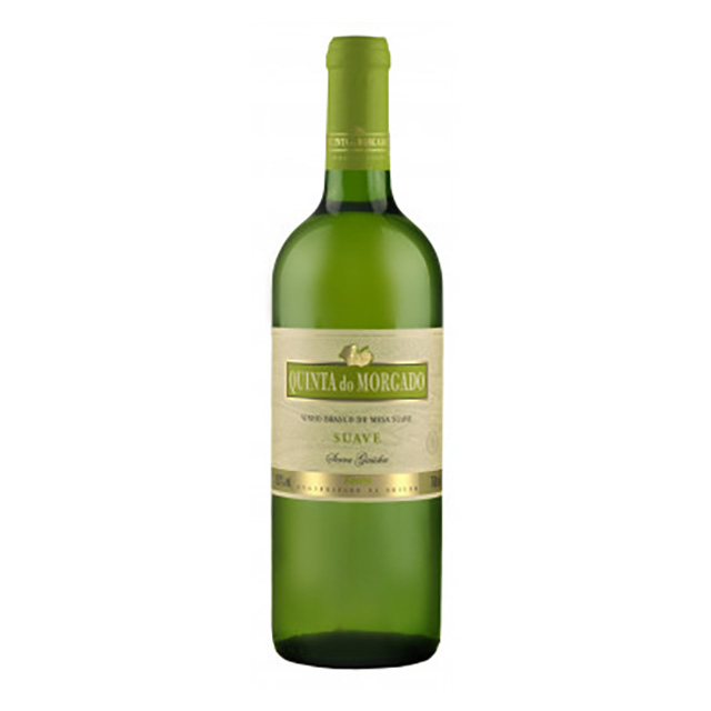 QUINTA DO MORGADO BRANCO SUAVE 750ML