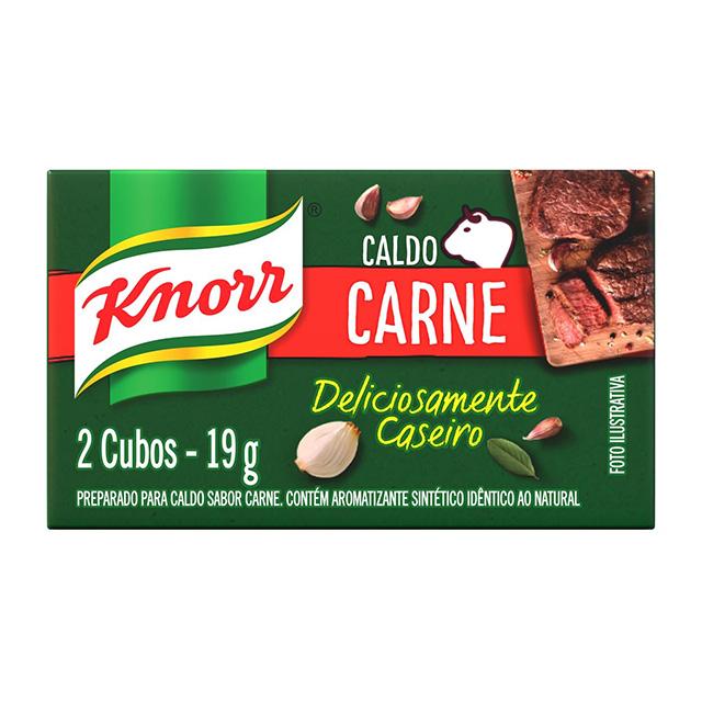 CALDO CARNE KNORR 19G