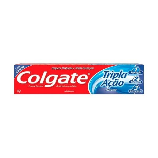 CR DENTAL COLGATE T ACAO HORTELA 90G