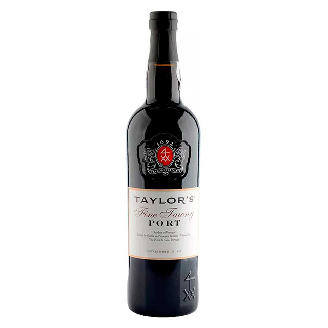 VINHO DO PORTO TAYLORS FINE TAWNY 750ML