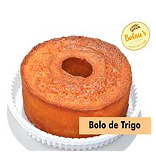 BOLO DE TRIGO BOLAUS 430G