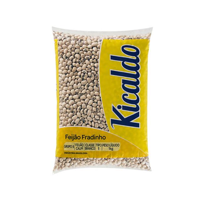Feijão Macassar Kicaldo 1kg