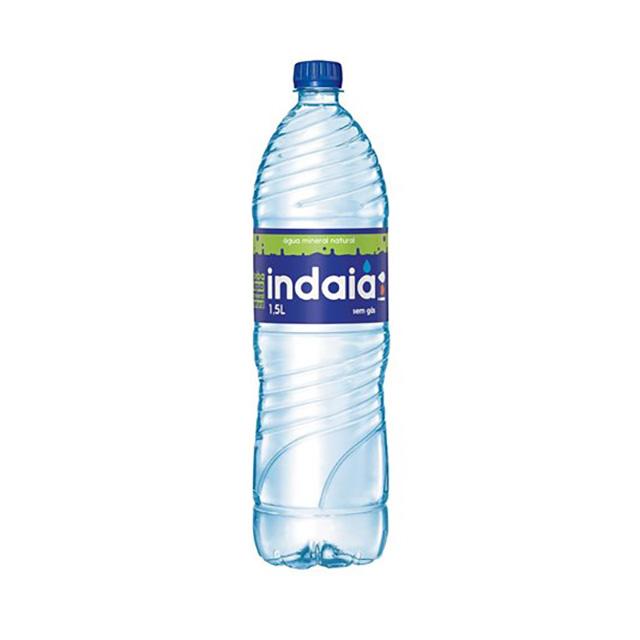Água Mineral Indaiá Sem Gás 1,5l