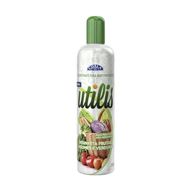 Desinfetante de Frutas Utili Coala 300ml