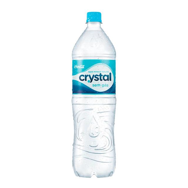 Água Mineral Crystal Sem Gás 1,5l