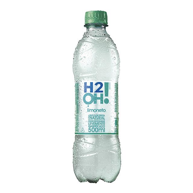 BEBIDA GASEIFICADA H2OH! LIMONETO 500ML