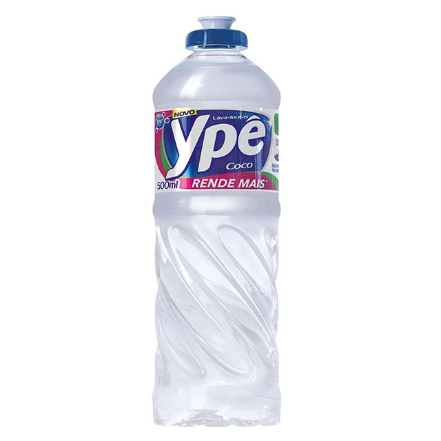 Detergente Líquido Ypê Côco 500ml