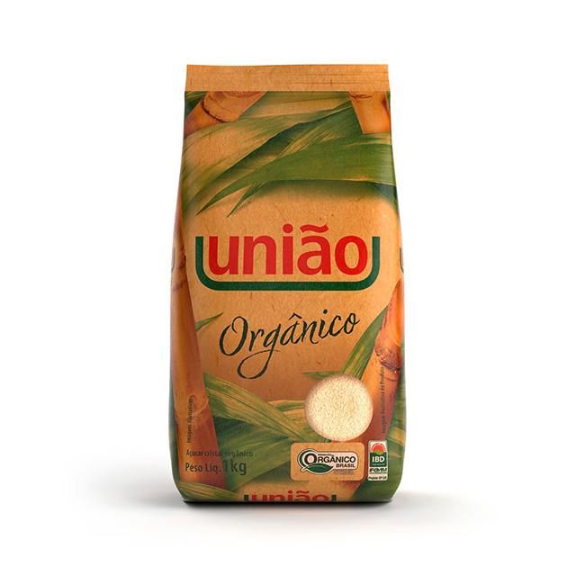 ACUCAR UNIAO ORGANICO 1KG