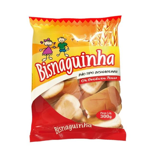 PAO BELLAVITA BISNAGUINHA TRADICIONAL 300G