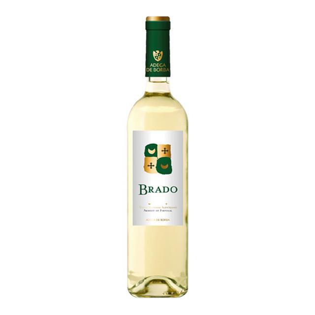 VINHO BRADO BRANCO 750ML