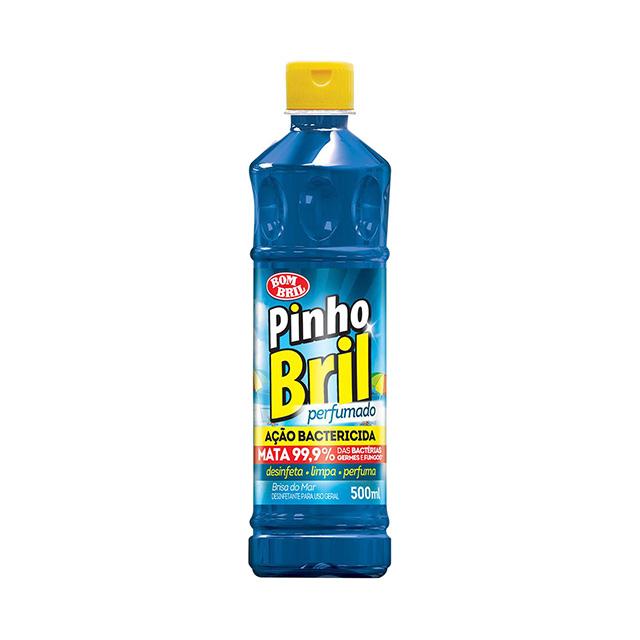 DESINFETANTE PINHO BRIL BRISA DO MAR 500ML