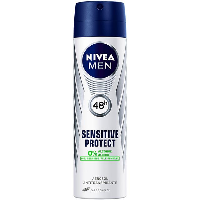DES NIVEA MASC AER SENSITIVE PROTECT 150ML