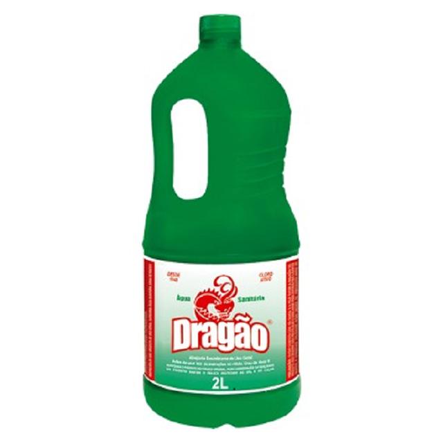 ÁGUA SANITÁRIA DRAGÃO 2L