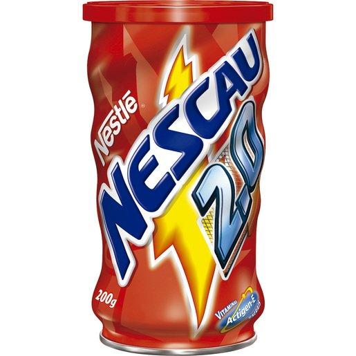 Achocolatado Em Pó Nestlé Nescau 200g