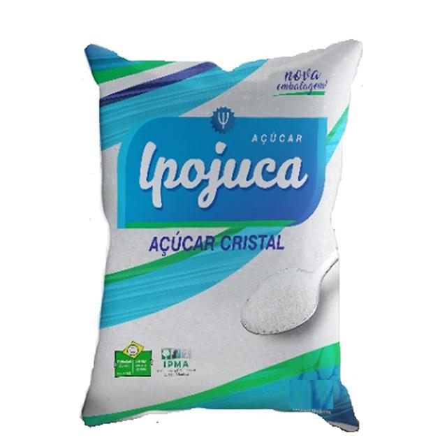 AÇÚCAR CRISTAL IPOJUCA 1KG