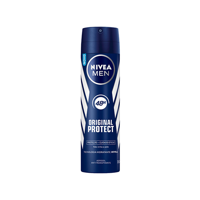DES NIVEA AER MASC ORIGINAL PROTECT 150ML