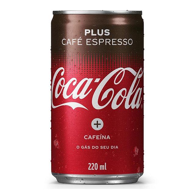 REFRIGERANTE COCA-COLA + CAFÁ EXPRESSO 220ML