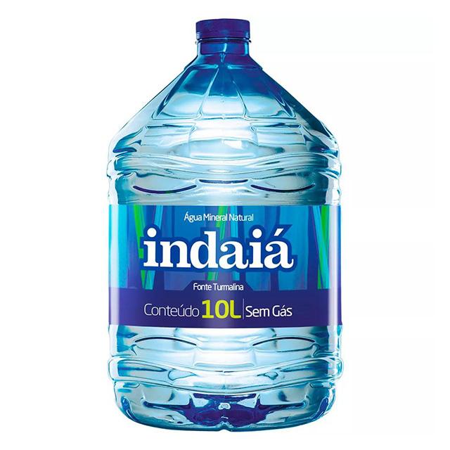 Água Mineral Indaiá 10l
