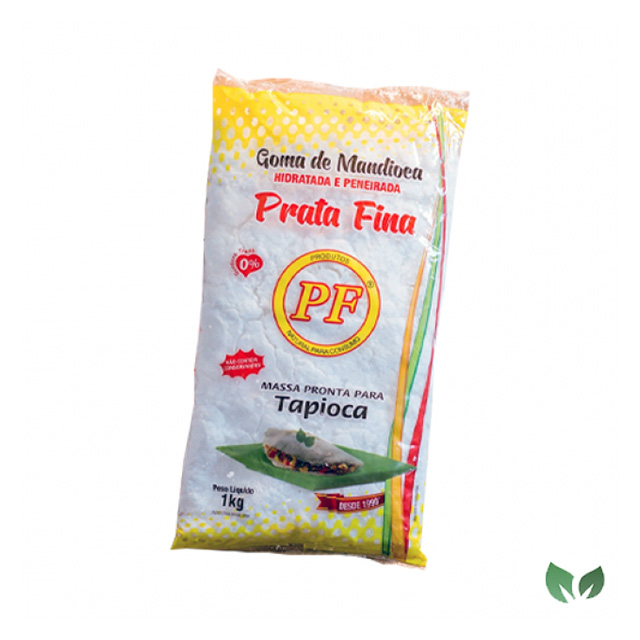 GOMA DE TAPIOCA PRATA FINA 1KG