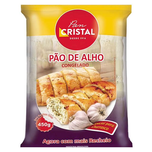 PAO DE ALHO PAN CRISTAL KG