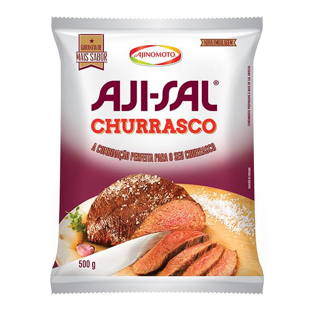AJI-SAL CHURRASCO 500G
