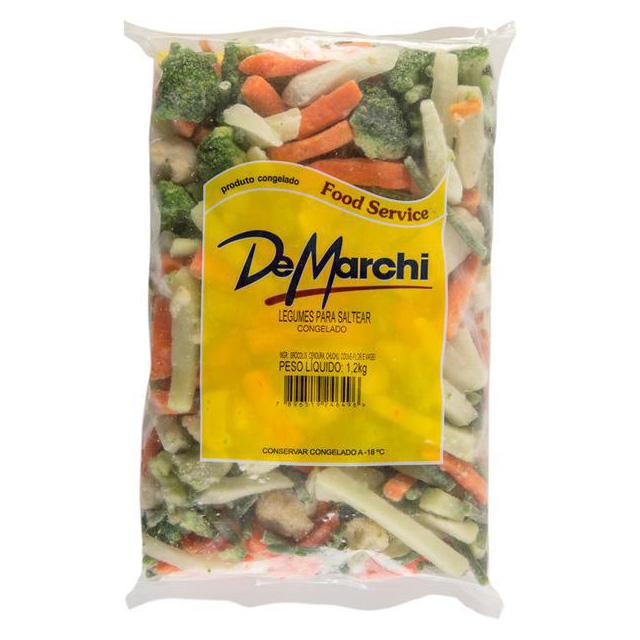Legumes Para Saltear DeMarchi Congelados 1,2kg