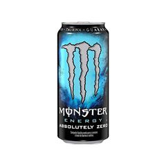 ENERGÉTICO MONSTER ABSOLUTELY ZERO 473ML