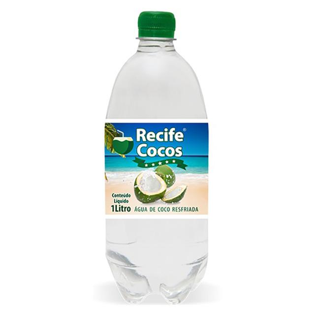 ÁGUA DE CÔCO RECIFE COCOS 1L