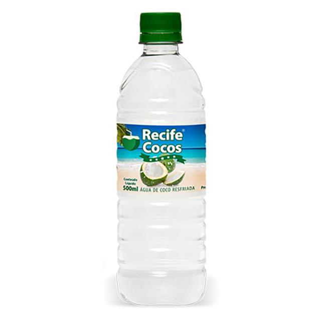 ÁGUA DE CÔCO RECIFE COCOS 500ML