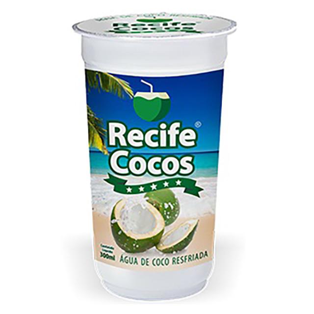 ÁGUA DE CÔCO RECIFE COCOS 300ML