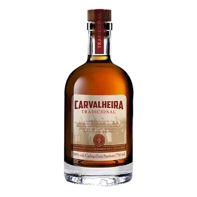 CACHACA CARVALHEIRA TRADICIONAL 750ML