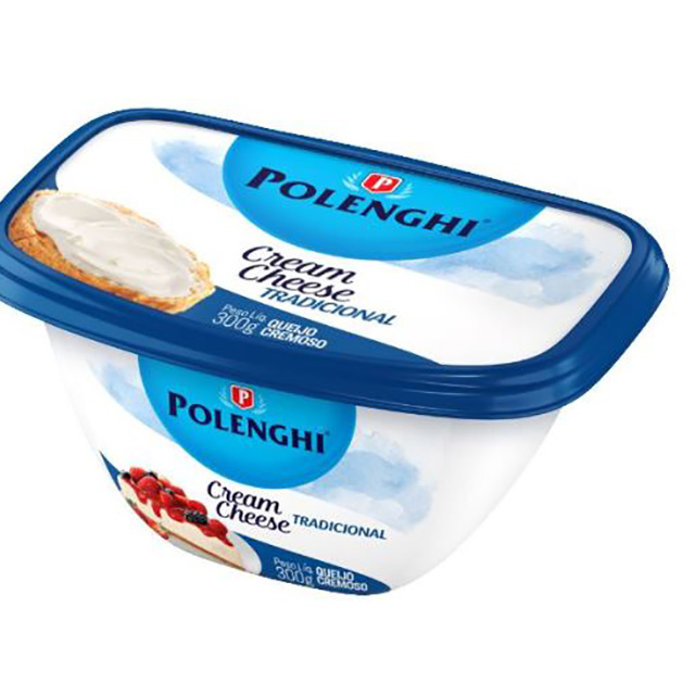 CREAM CHEESE TRAD POLENGHI 300G