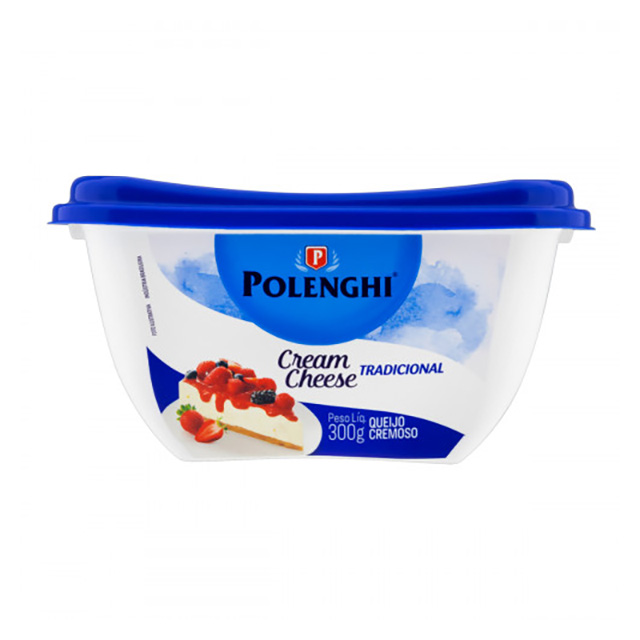 CREAM CHEESE POLENGHI TRADICIONAL 150G