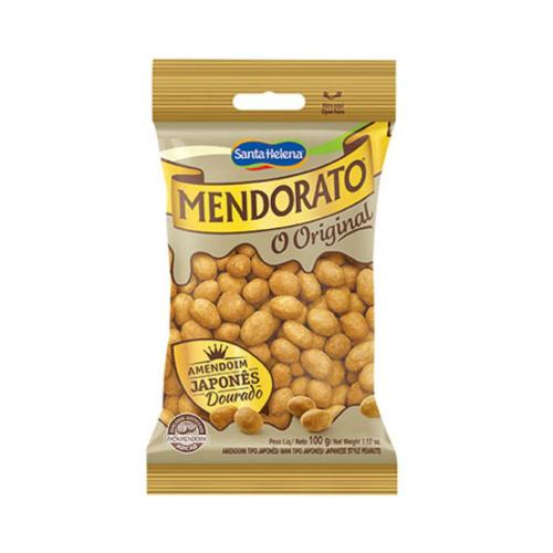 AMENDOIM MENDORATO 100G