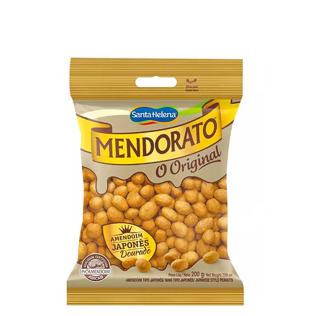 Amendoim Santa Helena Mendorato Japonês 200g