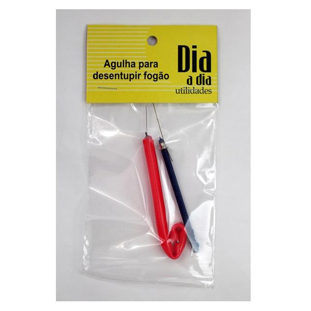 AGULHA P/ LIMIPAR FOGAO DIA A DIA