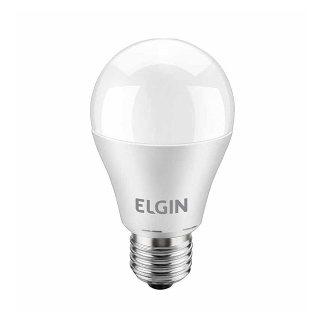 LÂMPADA LED ELGIN BULBO A55 220V BIVOLT 7W
