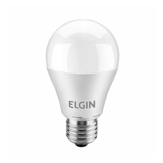 LÂMPADA LED ELGIN BULBO A60 220V BIVOLT 12W