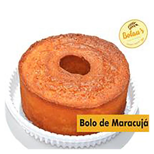 BOLO BOLAUS MARACUJA 430G