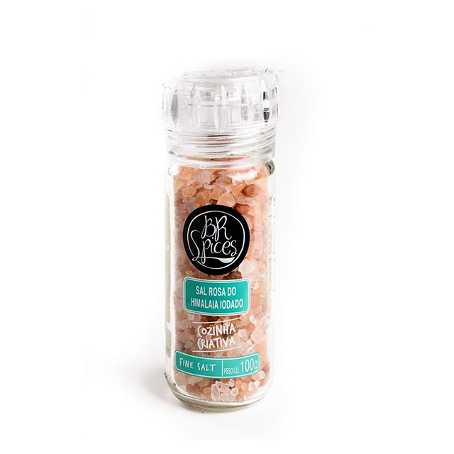 MOEDOR ROOT´S GOOD SAL ROSA DO HIMALAIA GROSSO 105G