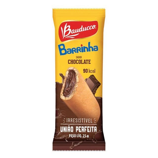 BARRINHA BAUDUCCO CHOCOLATE 25G